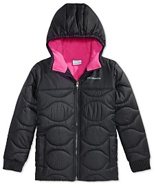 Columbia Big Girls Puffect II Hooded Puffer Jacket