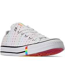 Converse Women's Chuck Taylor All-Star Low Top Casual Sneakers from Finish Line