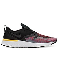 Men's Odyssey React Flyknit 2 Running Sneakers from Finish Line