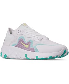 Nike Women's Renew Lucent Running Sneakers from Finish Line