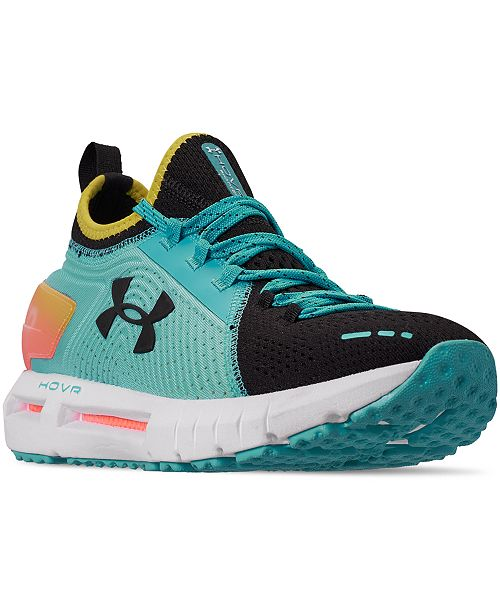 sale retailer b0137 797c7 Under Armor Boys HOVR Phantom SE Running Sneakers from Finish Line