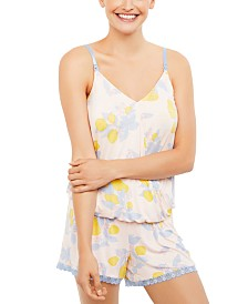 Motherhood Maternity Printed Nursing Romper