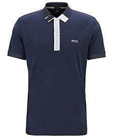 BOSS Men's Paule 2 Slim-Fit Polo Shirt