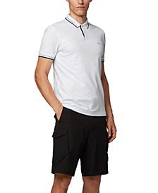 BOSS Men's Paul Cotton-Piqué Polo Shirt