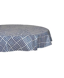 """Design Imports Tablecloth 70"""" Round"""
