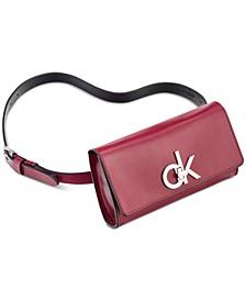 CK Smooth Leather Belt Bag