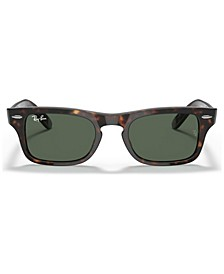 x Disney JUNIOR Sunglasses, New Wayfarer Jr. RJ9052S 47