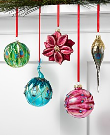 Holiday Lane Joyeux Noel Collection, Created for Macy's