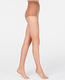 Women's The Nudes Sheer Control Top Pantyhose