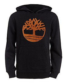 Little Boys Smith Tree Logo Hoodie