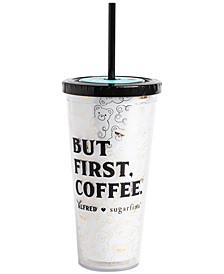 But First Coffee Tumbler Gift