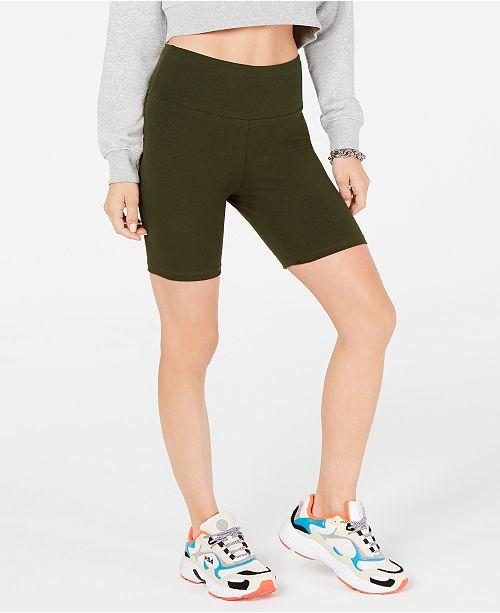 INC International Concepts INC Women's Bike Shorts, Created for Macy's