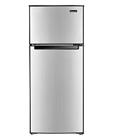 Magic Chef 4.5 Cubic Feet Mini Refrigerator with Top-Mount Freezer and Door