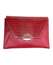 BCBGMAXAZRIA Madelina Large Convertible Clutch