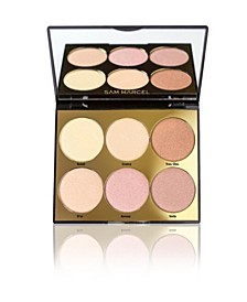 Cosmetics Luxurious Highlight Palette