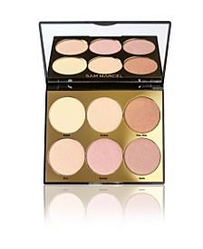 Sam Marcel Cosmetics Luxurious Highlight Palette