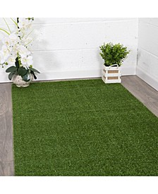 "Evergreen Collection Indoor/Outdoor Artificial Grass, 20"" x 59"""