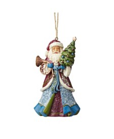 Jim Shore Victorian Santa Ornament