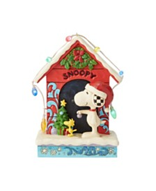 Jim Shoore Snoopy Doghouse