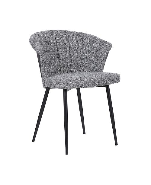 Armen Living Orchid Dining Chair