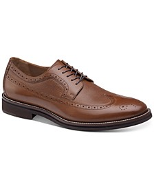 Men's Farris Long Wingtip Oxfords