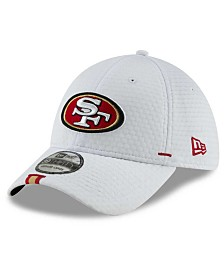 New Era Little Boys San Francisco 49ers 2019 Training 39THIRTY Stretch Fitted Cap