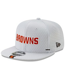 New Era Cleveland Browns 2019 Training 9FIFTY Snapback Cap