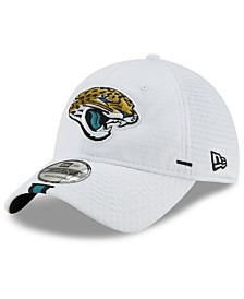 New Era Jacksonville Jaguars 2019 Training 9TWENTY Strapback Cap