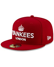 New Era New York Yankees London Series 59FIFTY Fitted Cap