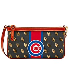 Chicago Cubs Large Slim Stadium Wristlet