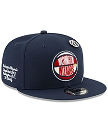 Washington Wizards On-Court Collection 9FIFTY Cap