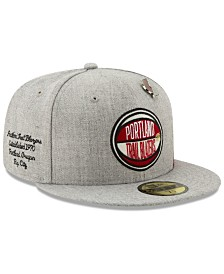 New Era Portland Trail Blazers 2019 On-Court Collection 59FIFTY Fitted Cap