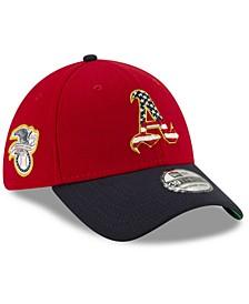 Oakland Athletics Stars and Stripes 39THIRTY Cap
