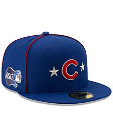 Chicago Cubs All Star Game Patch 59FIFTY Cap