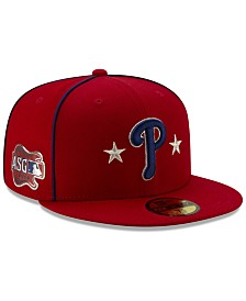 New Era Philadelphia Phillies All Star Game Patch 59FIFTY Cap
