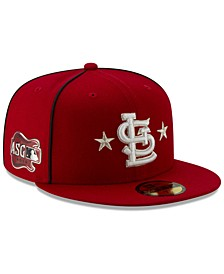 St. Louis Cardinals All Star Game Patch 59FIFTY Cap