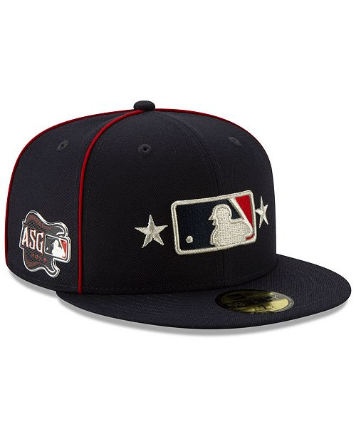 New Era MLB All Star Game Patch 59FIFTY Cap