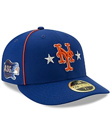 New Era New York Mets 2019 All Star Game Patch Low Profile 59FIFTY Fitted Cap