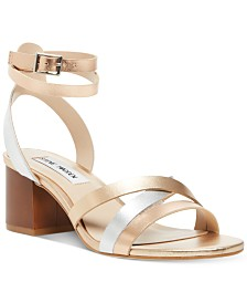 Steve Madden Women's Reagan City Sandals