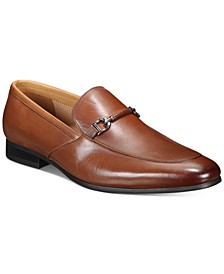 Men's Leather Truman Slip-On Loafers, Created for Macy's