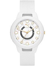 Women's Reset Silicone Strap Watch 36mm