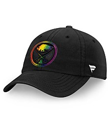 Authentic NHL Headwear Buffalo Sabres Pride Fundamental Strapback Cap
