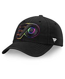 Authentic NHL Headwear Philadelphia Flyers Pride Fundamental Strapback Cap