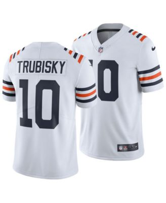 newest collection f1b24 6ab13 Men's Mitchell Trubisky Chicago Bears Vapor Untouchable Limited Jersey