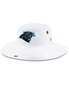 New Era Carolina Panthers Training Panama Bucket Hat