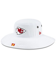 New Era Kansas City Chiefs Training Panama Bucket Hat