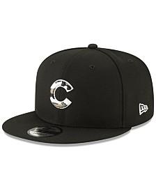 New Era Chicago Cubs Camo Trim 9FIFTY Cap