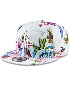 New Era Houston Rockets Funky Floral 9FIFTY Cap