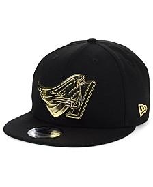 New Era Los Angeles Angels Coop O'Gold 9FIFTY Cap