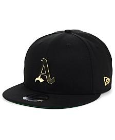 New Era Oakland Athletics Coop O'Gold 9FIFTY Cap